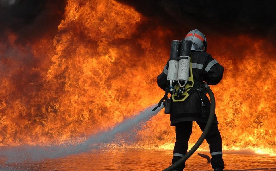 Pompier Peeble watch