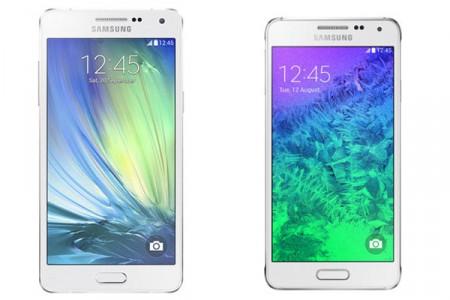 Samsung Galaxy A5 vs Alpha : le comparatif