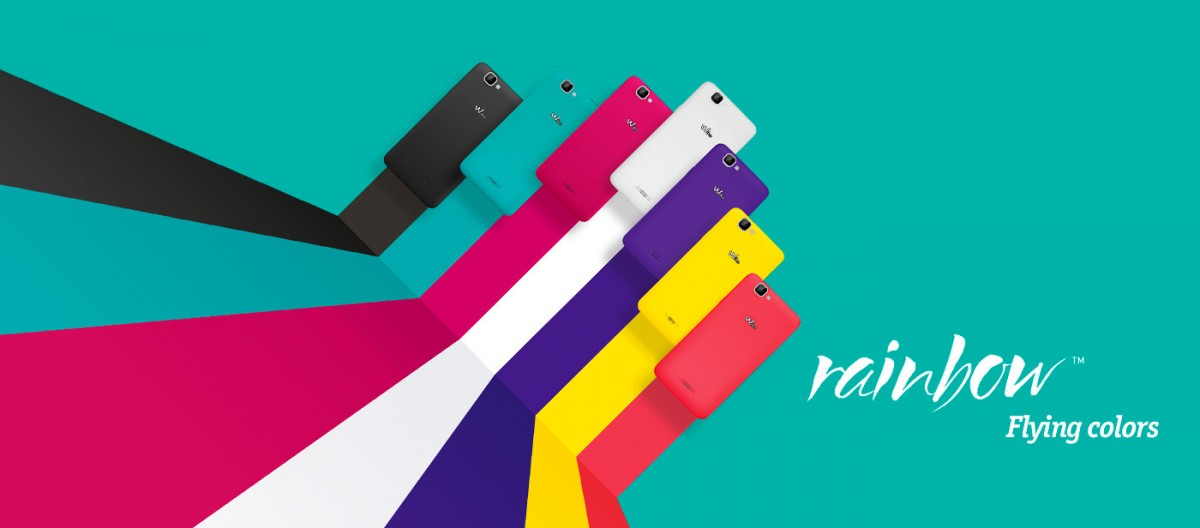 wiko rainbow un smartphone moins de 150 meilleur. Black Bedroom Furniture Sets. Home Design Ideas