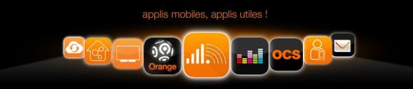 Orange lance son g�n�rateur d'application