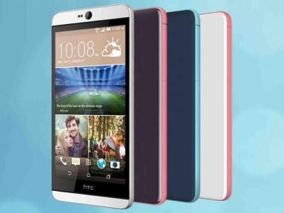 HTC pr�sente le Desire 320 et 826