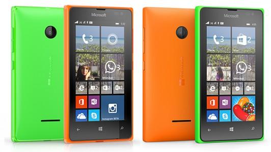 Les Microsoft Lumia 435 et 532 en pr�commande Amazon !