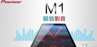 pioneer m1 smartphone