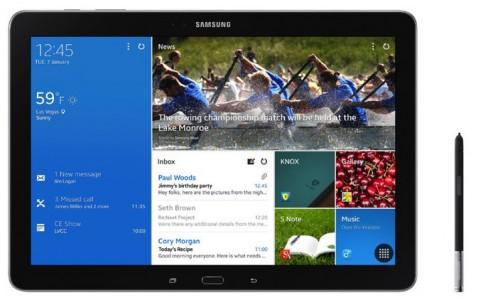 Samsung Galaxy Note Pro 12.2, la tablette tactile de l'ann�e ?