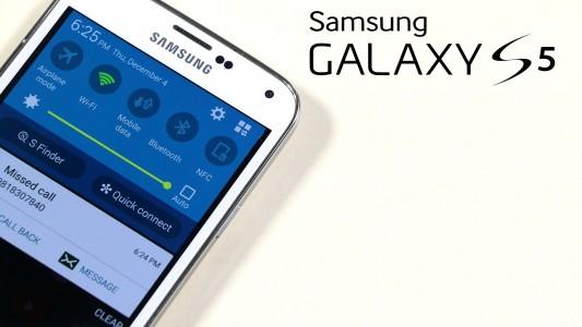 Le Samsung Galaxy S5 � prix cass� chez Cdiscount