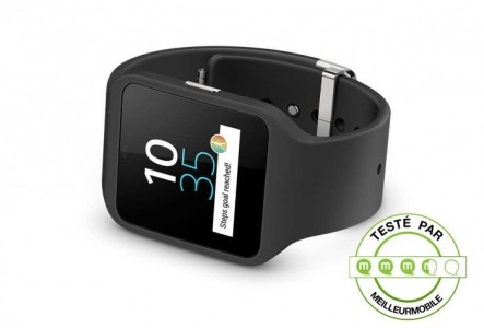 Test Sony SmartWatch 3 , la montre sportive sous Android Wear