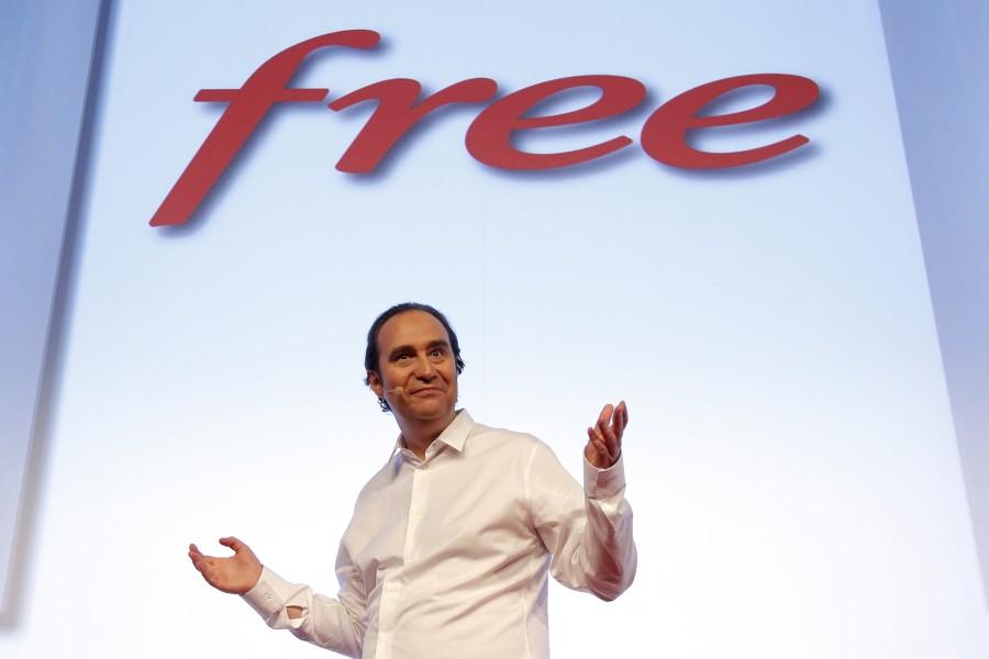 Free Phone Xavier Niel