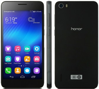 Huawei Honor 6 : disponible chez GrosBill.com