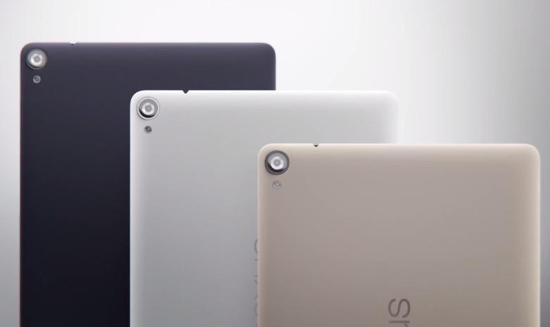 Nexus 9 colors