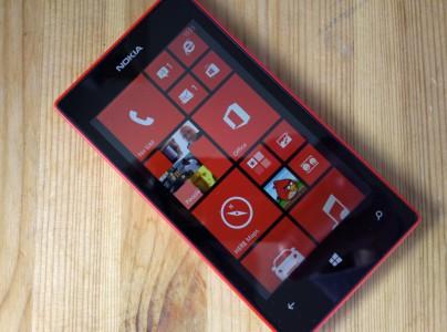 Le Nokia Lumia 520 � moins de 100 �