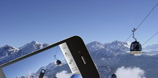 Orange 4G ski