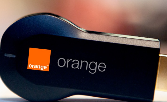 OrangeCast