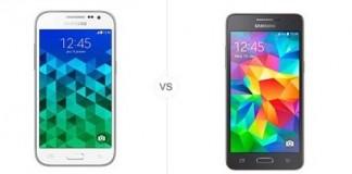 Samsung Galaxy Grand Prime VS Core Prime