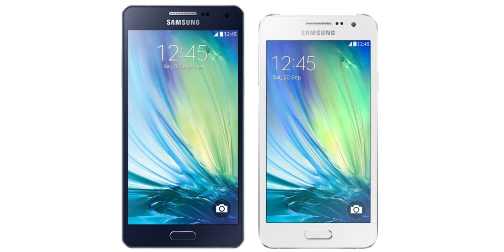 Samsung galaxy a3 a5 cdiscount propose les meilleurs for Photo ecran galaxy a3