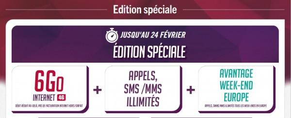 Virgin Mobile : un forfait exceptionnel avec 6 Go de data !
