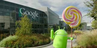 android lolippop bureau google