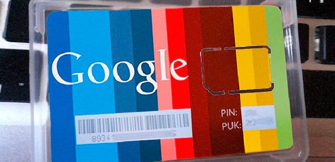 carte sim Google