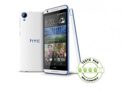 Test du HTC Desire 820 , le sucesseur du 816