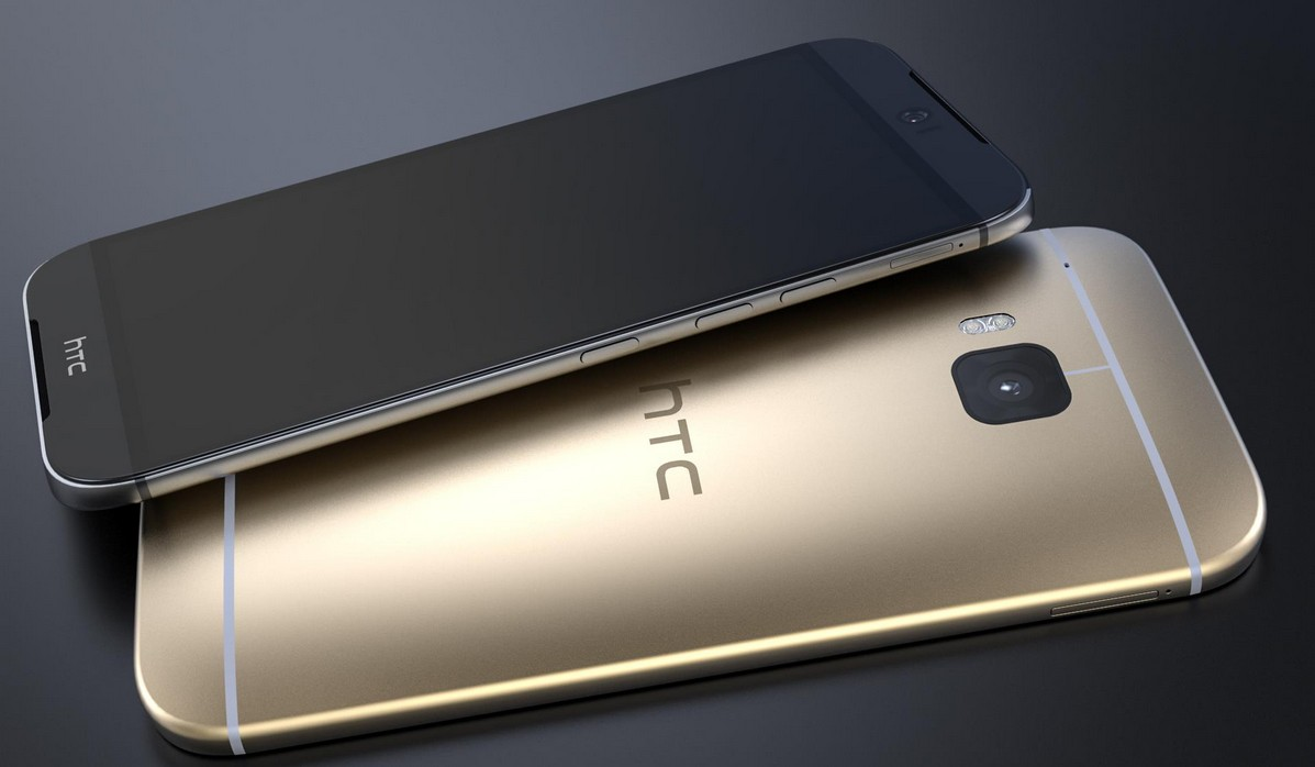 htc one m9 bronze