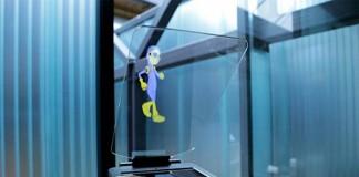 ipad air hologramme
