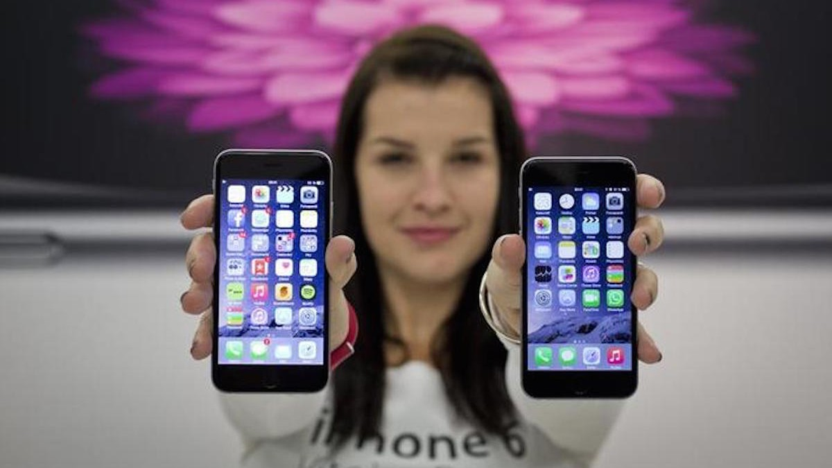 iphone 6 et 6 plus