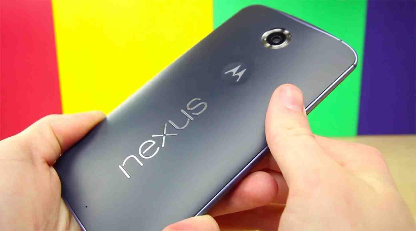 nexus 6 dos