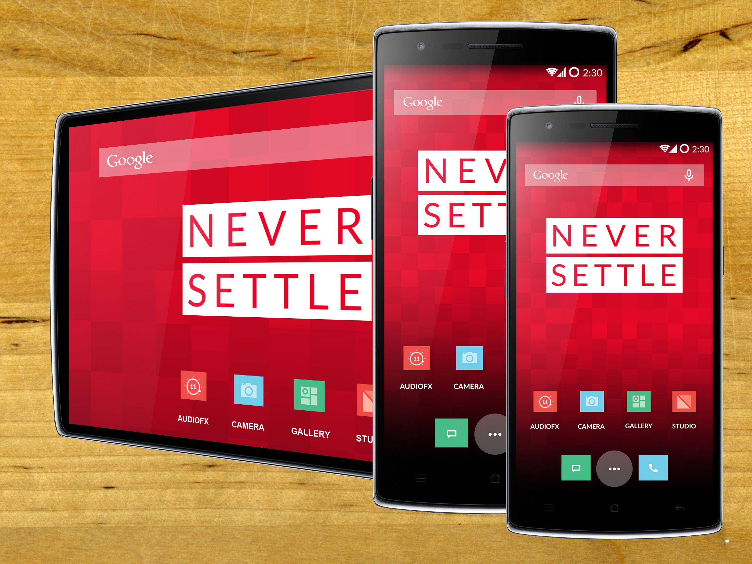 oneplus one smartphone et tablette