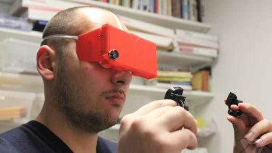 Une coque qui transforme votre iPhone en casque de r�alit� virtuelle