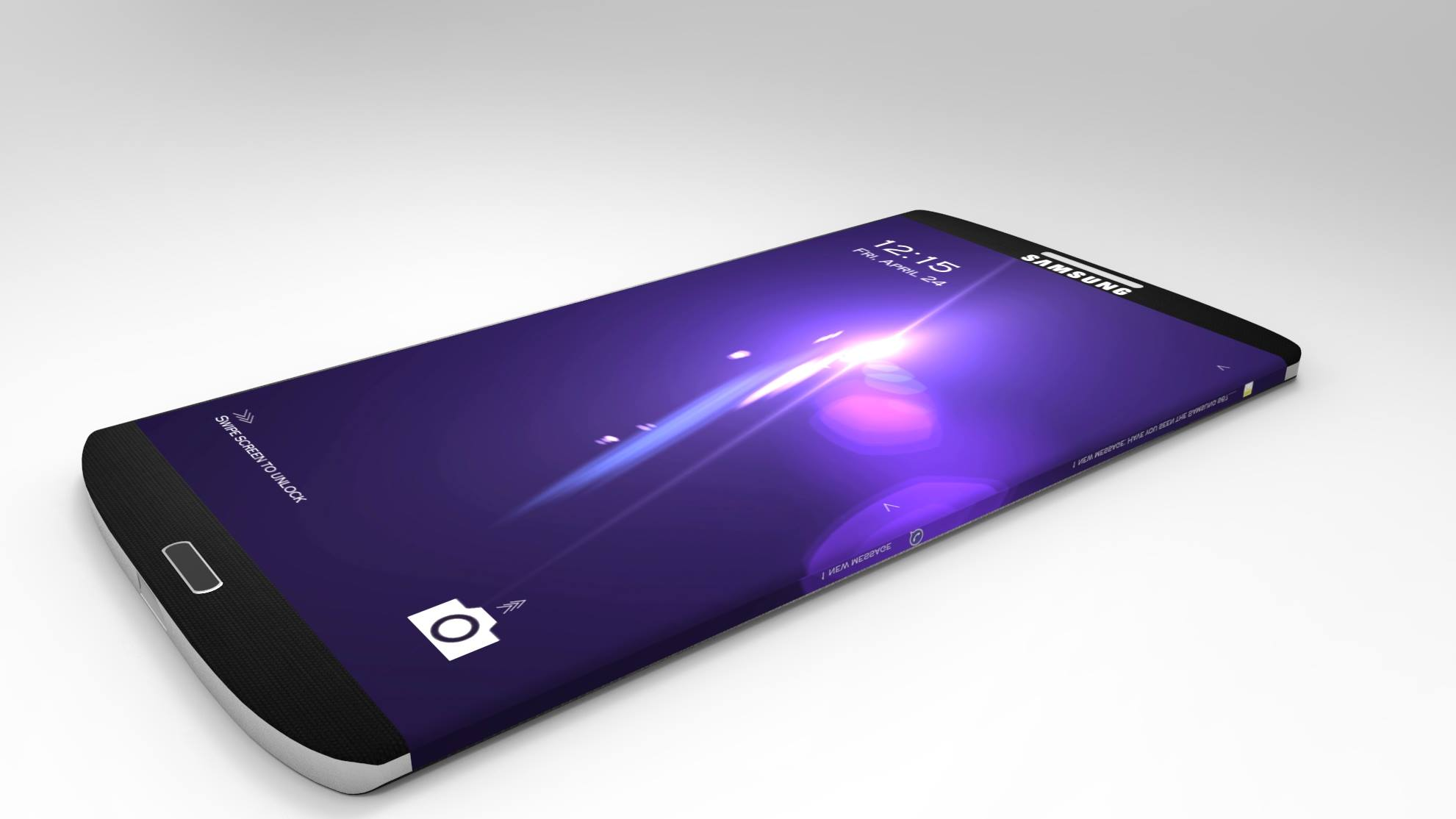 samsung galaxy s6 le premier smartphone dual edge. Black Bedroom Furniture Sets. Home Design Ideas