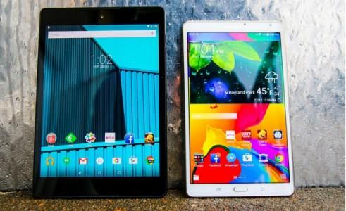 Samsung veut concurrencer l'iPad Air avec sa Galaxy Tab S2