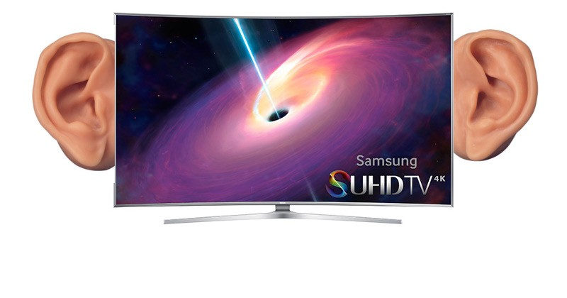 smart tv de samsung la t l qui vous espionne meilleur mobile. Black Bedroom Furniture Sets. Home Design Ideas