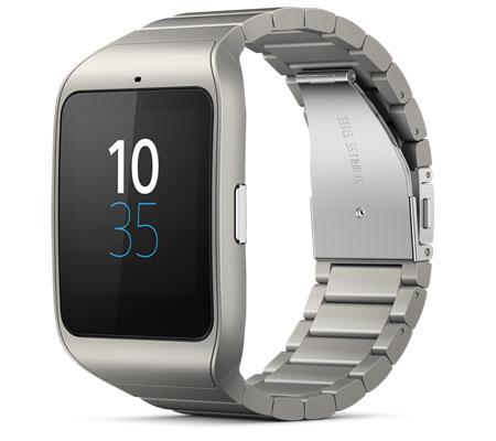 sony smartwatch 3 acier