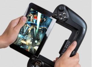 tablette tactile manette jeux