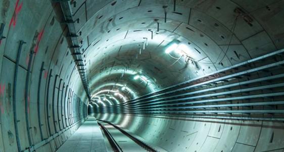 tunnel metro paris