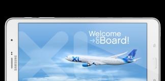 xl airways tablette samsung