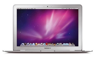 Apple MacBook Air 11,6' 128Go MD711F