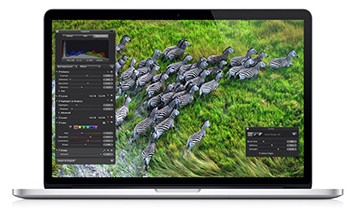 Apple MacBook Pro Retina 15 pouces SSD 512 Go 2.3 GHz