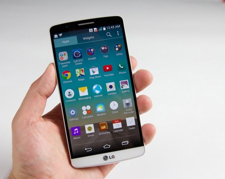 LG G3 main