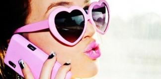 Pink Girl Phone