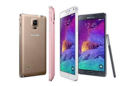 Samsung Galaxy Note 4 : un prix en baisse !