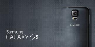SAMSUNG GALAXY- S5