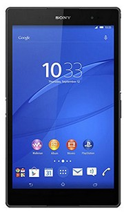 Sony Xperia Z3 Tablet Compact Wi