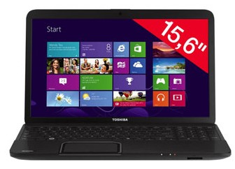 Toshiba Satellite C850D-134