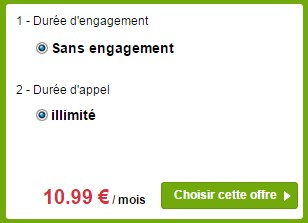 Virgin Mobile SMS/MMS illimité