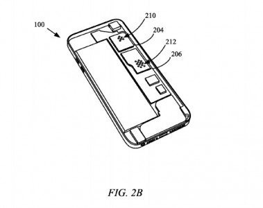 apple iphone brevet