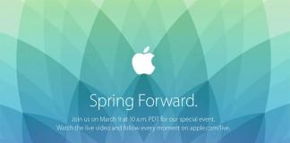 apple watch conférence