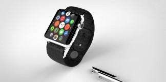 apple watch noir