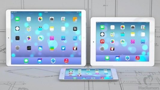 iPad Pro : La tablette tactile g�ante repouss�e par Apple