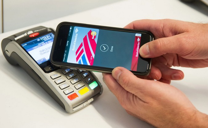 iPhone 6 Apple Pay