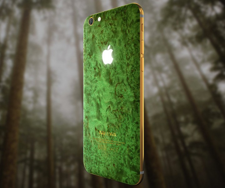 iPhone 6 Wood